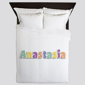 Anastasia Spring14 Queen Duvet