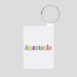 Anastasia Spring14 Aluminum Keychain