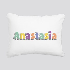 Anastasia Spring14 Rectangular Canvas Pillow