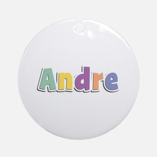 Andre Spring14 Round Ornament