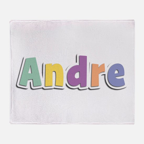 Andre Spring14 Throw Blanket