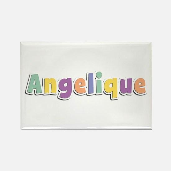 Angelique Spring14 Rectangle Magnet