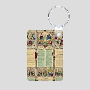 Holy Roman Catholic Faith Keychains