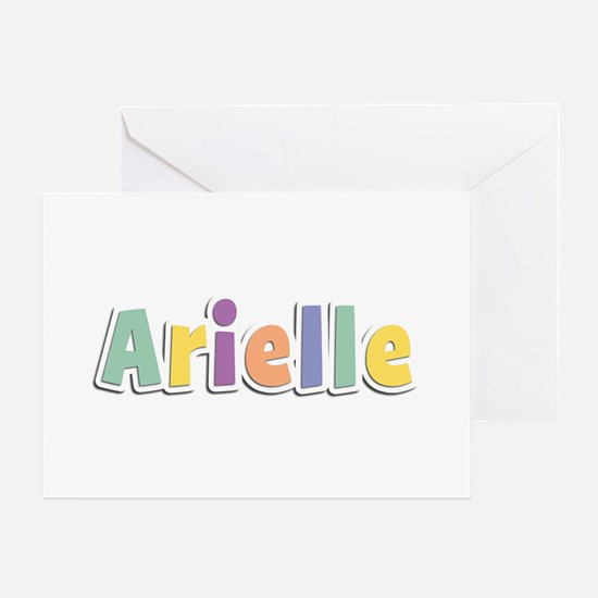 Arielle Spring14 Greeting Card