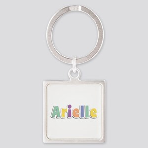 Arielle Spring14 Square Keychain