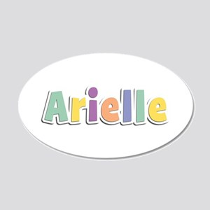 Arielle Spring14 20x12 Oval Wall Decal