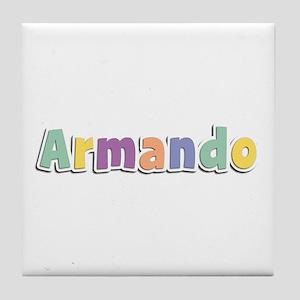Armando Spring14 Tile Coaster