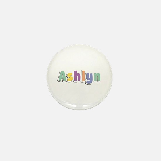 Ashlyn Spring14 Mini Button