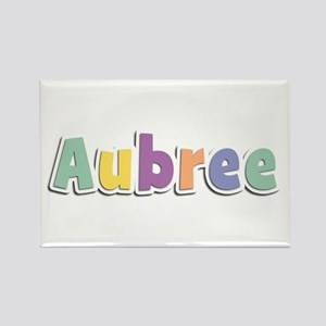 Aubree Spring14 Rectangle Magnet