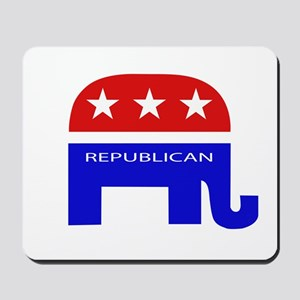 GOP Elephant Mousepad