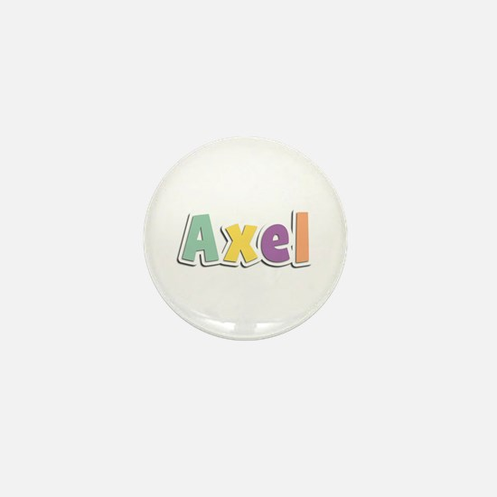 Axel Spring14 Mini Button