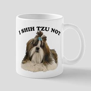 I Shih Tzu Not Mugs