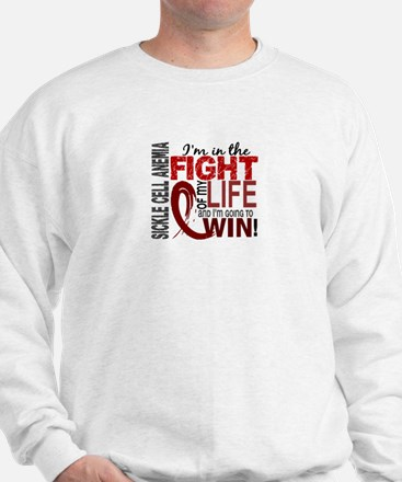 Sickle Cell Anemia FightOfMyLife1 Sweatshirt