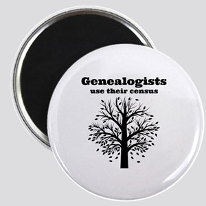 Genealogists use their census Magnet