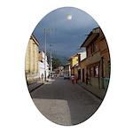 Tabio Village Street Ornament (Oval)