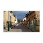 Tabio Village Street Wall Decal