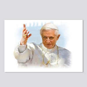 Pope Benedict Postcards (Package of 8)