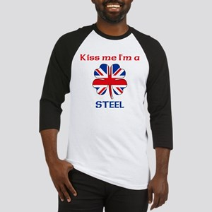 Steel Family Baseball Jersey