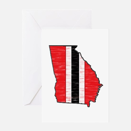 FOR GEORGIA Greeting Cards
