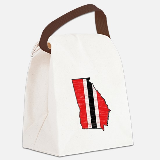 FOR GEORGIA Canvas Lunch Bag