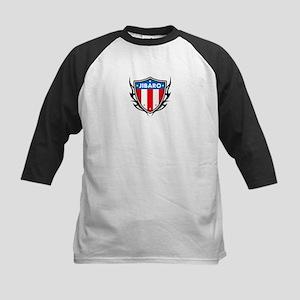 Boricua Shield Baseball Jersey