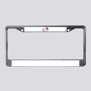 LoveNotesPreparation052711 License Plate Frame