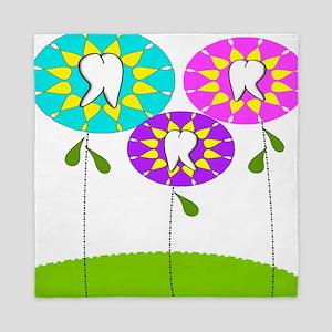 Dental Pillow Queen Duvet