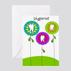 Hygienist Greeting Cards