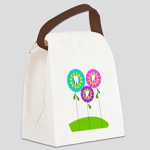Dental Hygienist 2 Canvas Lunch Bag
