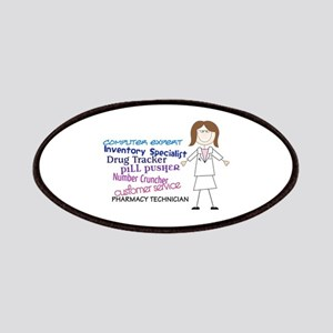 PHARMACY TECHNICIAN Patches