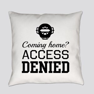 coming home access denied Everyday Pillow