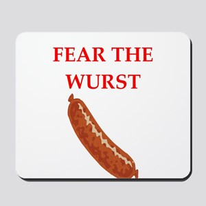 WURST Mousepad