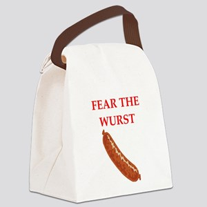 WURST Canvas Lunch Bag