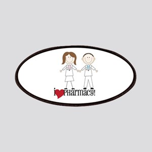 i Love PHarmacy! Patches