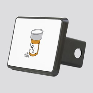 Pill Bottle Hitch Cover