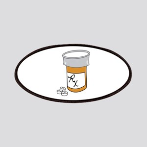 Pill Bottle Patches