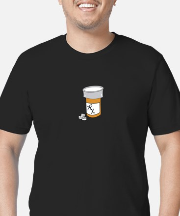 Pill Bottle T-Shirt