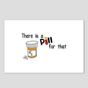 There is a Pill for that Postcards (Package of 8)