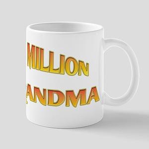 One In A Million New Grandma Mug