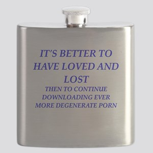 loved and lost Flask