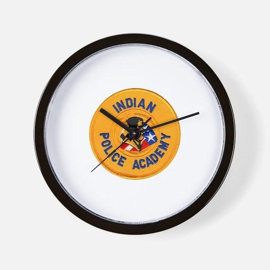Indian Police Academy Wall Clock