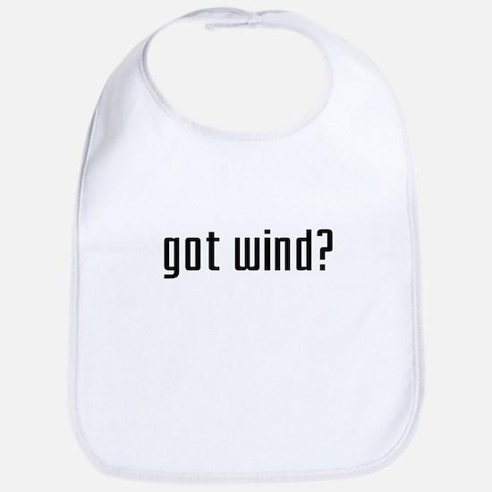Got Wind? Bib
