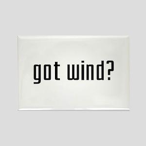 Got Wind? Rectangle Magnet