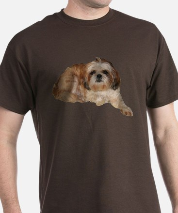 It's all about the Shih Tzu. T-Shirt