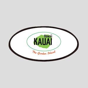 Hawaii KAUAI, The Garden Island Patches