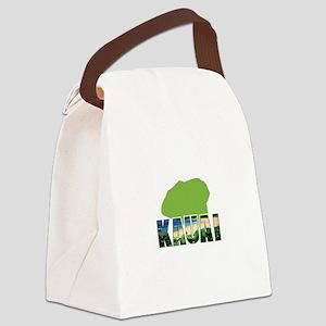 KAUAI Canvas Lunch Bag