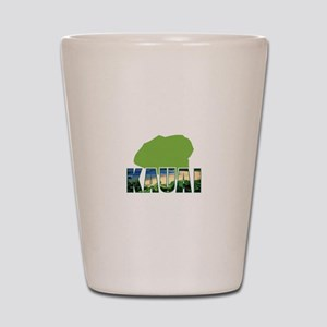 KAUAI Shot Glass