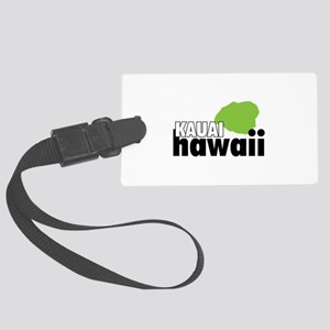 KAUAI hawaii Luggage Tag