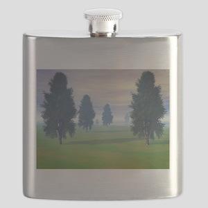 Fairway To Seven Flask