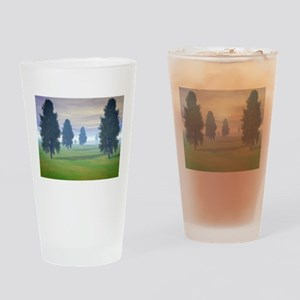 Fairway To Seven Drinking Glass